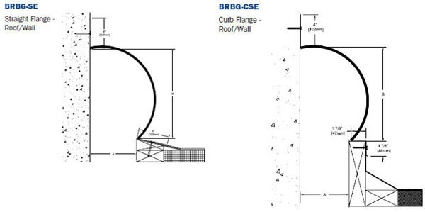 Roof Bellows Expansion Joint Balco Inc Sweets
