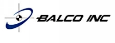 Balco, Inc. on Sweets - Logo