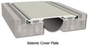 Scpq Seismic Cover Plate Expansion Joint System Balco