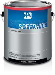 speedhide interior exterior flat latex paint ppg paints. Black Bedroom Furniture Sets. Home Design Ideas