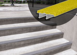 spectra safety stair nosings wooster products inc sweets