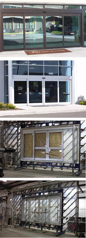 Gt hurricane sliding automatic door nabco entrances