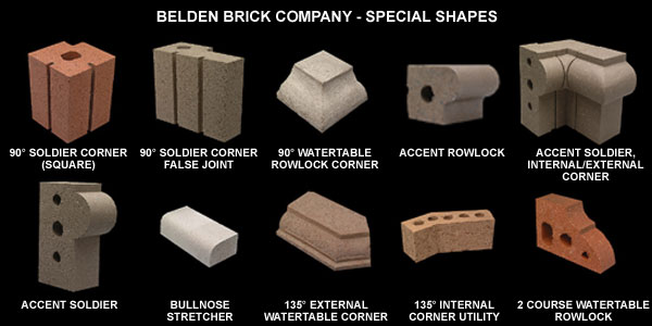 Special Brick Shapes Limitless Possibilities The Experts At