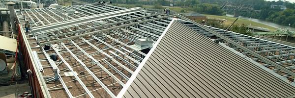 Berridge Spaceframe Building System Berridge Metal Roof