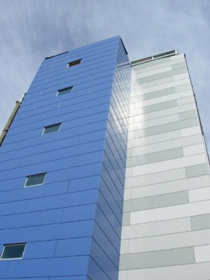Insulated Exterior Metal Wall Panels