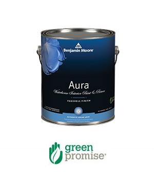 Aura waterborne interior paint usa benjamin moore for Benjamin moore eco spec paint