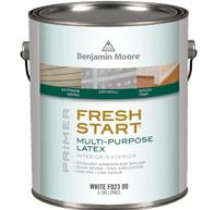 Fresh start premium interior primers can benjamin moore co sweets for Benjamin moore exterior paint with primer