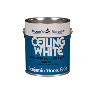 Muresco ceiling paint usa benjamin moore co sweets for Benjamin moore eco spec paint
