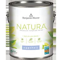 Natura zero voc and zero emissions paint usa for Benjamin moore virtual paint