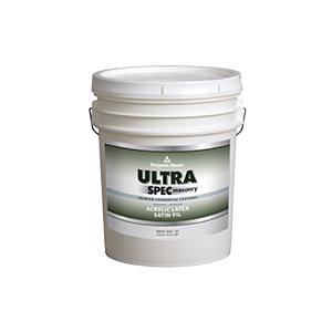 Ultra spec masonry acrylic latex satin fil usa - Benjamin moore ultra spec exterior ...