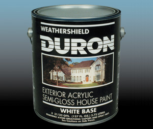Weathershield - Weathershield exterior paint system ...
