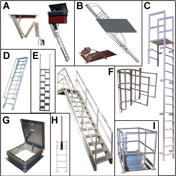 About Precision Ladders Llc Precision Stair Corp Sweets