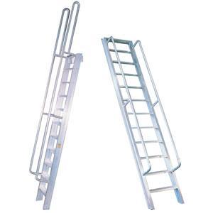 Aluminum Ships Ladders Precision Ladders Llc Sweets