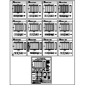Architectural Louvers Cad Details Architectural Louvers CAD