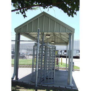 Industrial Canopies and Shelters - Commercial Metal ...