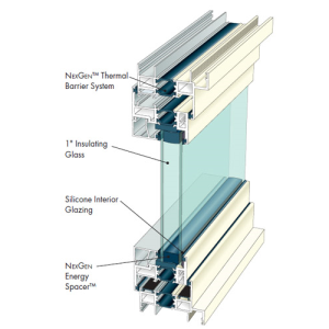 EnCORE™ Framing System - Fixed - Storefront Framing – Kawneer ...