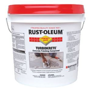 Turbokrete 174 Concrete Patching Compound Rust Oleum