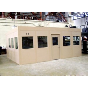 Fire Rated Panels For Modular Offices And Buildings