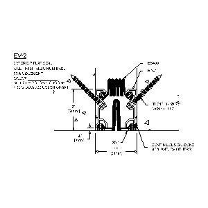 EV-2 Exterior Flat Seal-Balco, Inc.
