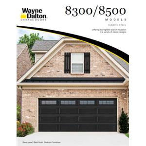 Wayne dalton garage doors wayne dalton garage doors 8500 for Wayne dalton 9100 series