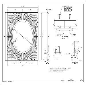 R-8719 - 48x48-Neenah Foundry Co.