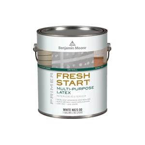Fresh start premium interior primers usa benjamin - Benjamin moore exterior wood primer ...