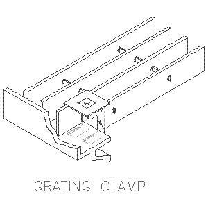 Grating Clamp-Ohio Gratings, Inc.