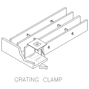 Grating Clamp-Ohio Gratings, Inc.