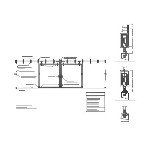 Cad Details From Crown Industrial Sweets