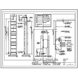 501 Access Ladder-O'Keeffe's Inc.