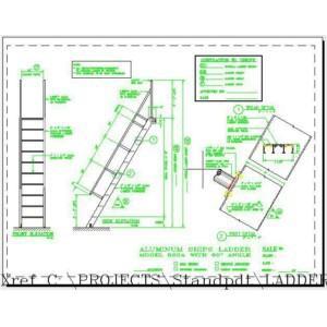 520A Ship Ladder-O'Keeffe's Inc.