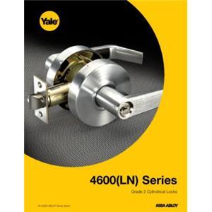 4600(LN) Series Grade 2 Cylindrical Locks-4600(LN) Series Grade 2 Cylindrical Locksets
