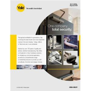 Door Hardware-Yale Locks and Hardware