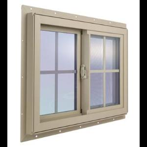 6000 series horizontal slider vinyl window gerkin for Vinyl window manufacturers