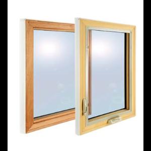 4300wi Series Wood Interior Casement Awning Fixed Vinyl Window Gerkin Windows Doors Sweets