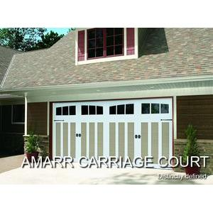 Residential Garage Doors Carriage House Steel Amarr