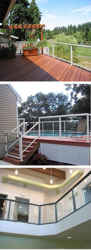 Architectural railing systems c r laurence co inc