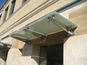 Exterior Sun Control Devices C R Laurence Co Inc