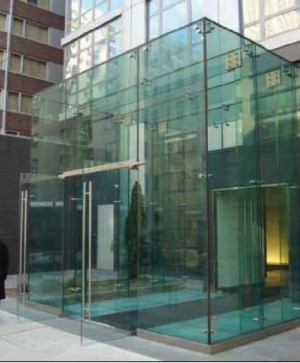 Structural Glass Curtainwall Hardware C R Laurence Co