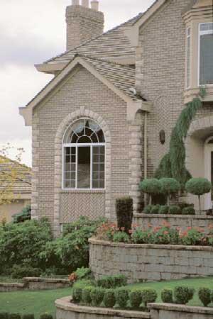 Quoins Corner Stones That Accent Exterior Wood Stucco