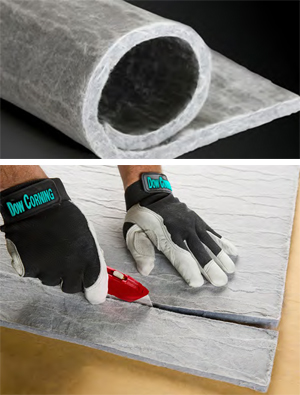 Dow Corning Hpi 1000 Building Insulation Blanket Dow