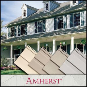 Revere Building Products P O Box 110 Akron Oh 44309 Toll Free 800 548 4542 Fax 330 922 2354 E Mail Revereinfo Gentek Ca Web Site Www Reverebuildingproducts Com Amherst Quality Vinyl Siding Features With Amherst You Get Classic Beauty