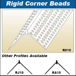 Corner Beads General Info Trim-Tex Corner Beads are made