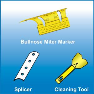 bullnose miter marker