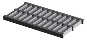 Artistic Pedestrian Amp Linear Trench Grates Ej Sweets
