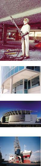 Monoglass® Spray-On Insulation