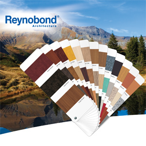 Reynobond 174 Design Line Alcoa Architectural Products Sweets