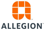 Allegion on Sweets - Logo