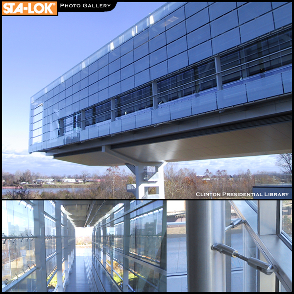Sta-Lok® Stainless Steel Rod Systems