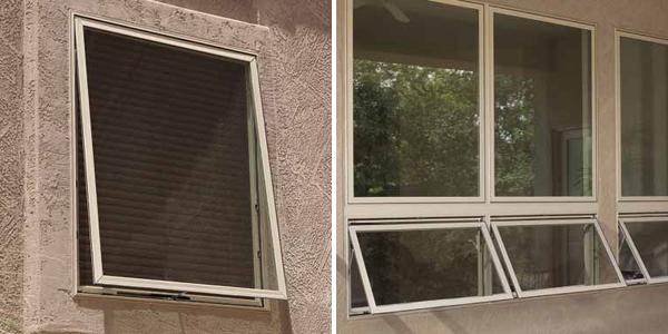 Awning window fiberglass awning window for Pella windows